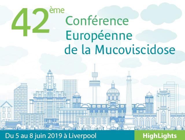 Conférence Européenne de la Mucoviscidose